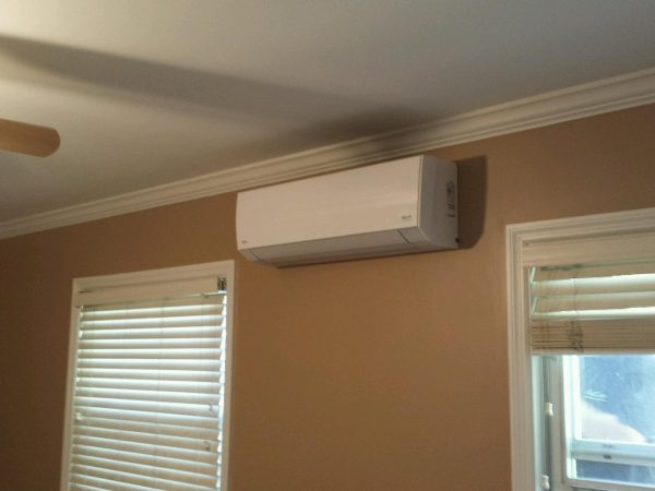 Ductless Indoor Wall Unit
